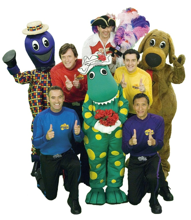 The Wiggles Oh How I Love Thee The Princess Diaries