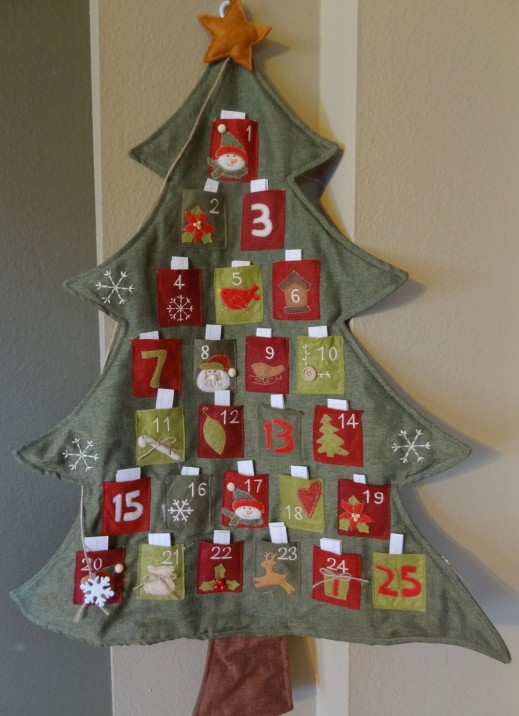 Scripture Based Advent Calendar for Year 2012